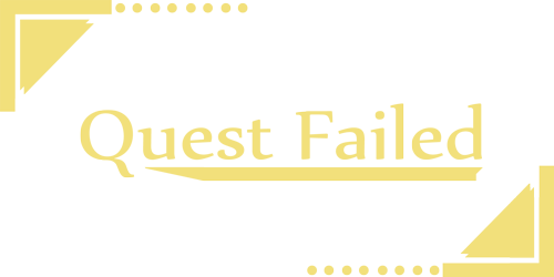 [Image: QuestFailed.png]